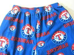 Texas Rangers Baseball Mens XL Pajama Bottoms Sleepwear Loun
