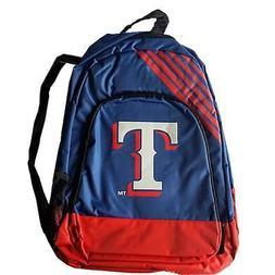 Texas Rangers Border Striped Backpack