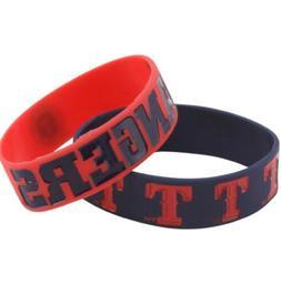 texas rangers bulk bandz bracelets royal blue