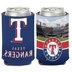 Texas Rangers Can Cooler Coozie Stadium