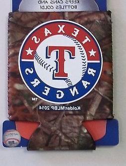 Texas Rangers Can Cooler Insulator Camo