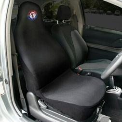 Texas Rangers Car Seat Cover - Black