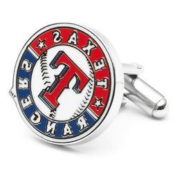 MLB Texas Rangers Cufflinks, Officially Licensed