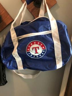Texas Rangers duffel bag Sga Powerade 2017 Globe Life Park