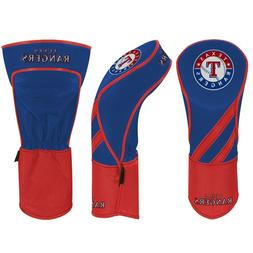 TEXAS RANGERS EMBROIDERED DRIVER HEADCOVER INDIVIDUAL NEW WI