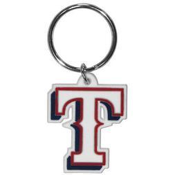 Texas Rangers Flex Keychain