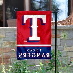Texas Rangers Garden Flag and Yard Banner