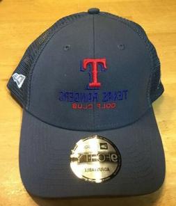 New Era Texas Rangers Golf Club 9Forty Adjustable Baseball C