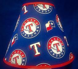 Texas Rangers Handmade Lamp Shade Lampshade