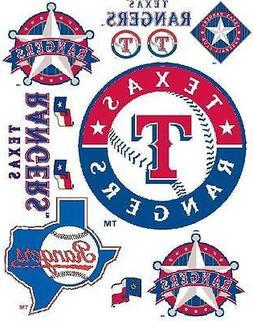 Texas Rangers Iron On T Shirt / Pillowcase Fabric Transfer #