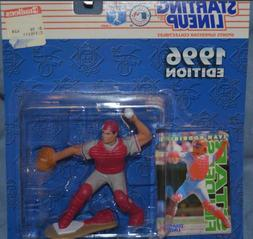 Texas Rangers Ivan Rodriguez 1996 Starting Lineup Sports Sup