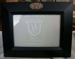 TEXAS RANGERS LANDSCAPE Picture FRAME New in box BLACK