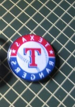 GOLF / Texas Rangers Logo Golf Ball Marker New!!