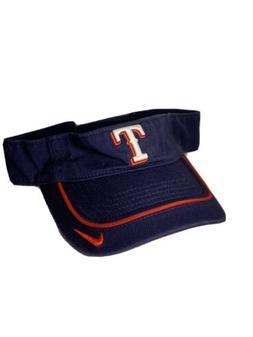 Texas Rangers Nike MLB Aerobill Vapor Adjustable Visor Hat C