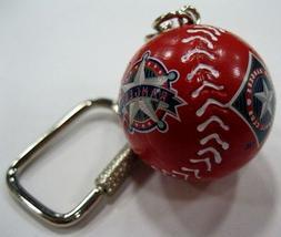 Texas Rangers MLB Baseball Key Ring by J.F. Sports