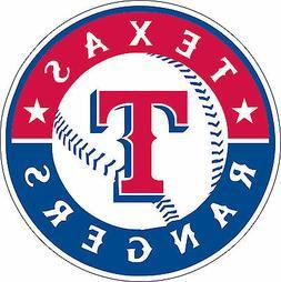 Texas Rangers MLB Baseball sticker, wall decor, large vinyl