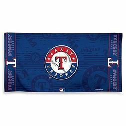Texas Rangers MLB Beach Bath Pool Towel 30 x 60 inch license