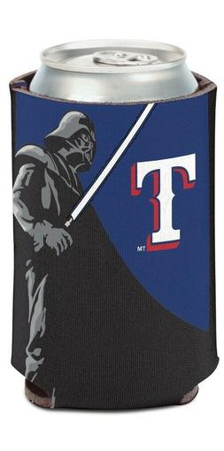 Texas Rangers MLB Can Holder Cooler Bottle Sleeve Star Wars