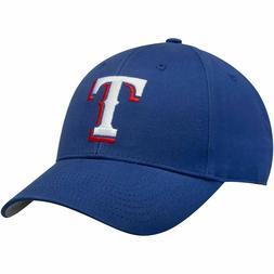 Texas Rangers MLB Fan Favorite Classic Blue Baseball Cap Hat