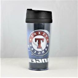 Texas Rangers MLB Licensed 16oz Acrylic Tumbler Coffee Mug w