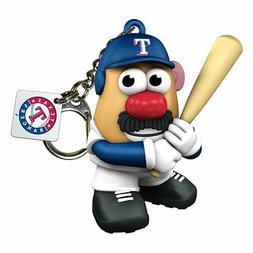 Texas Rangers Mr Potato Head Key Chain Keychain Licensed MLB