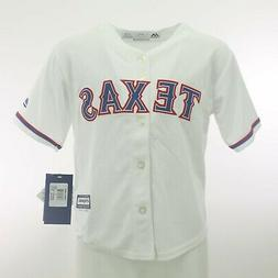Texas Rangers Official MLB Genuine Apparel Kids Youth Size J