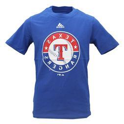 Texas Rangers Official MLB Genuine Adidas Apparel Kids Youth