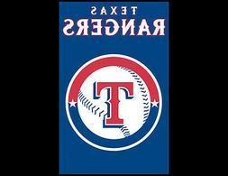 TEXAS RANGERS Official MLB Team Dynamic Applique Premium WAL