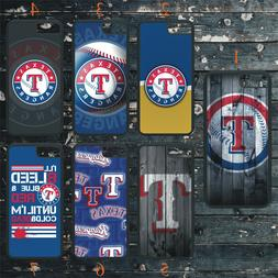 TEXAS RANGERS PHONE CASE COVER FITS iPHONE 7 8 X 11 SAMSUNG