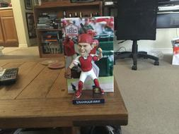 Texas Rangers Pudge Rodriguez Hall of Fame Bobblehead SGA 8/