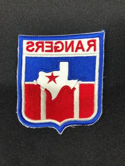 Texas Rangers Replica Jersey Sleeve Patch 1977-1980  Extreme