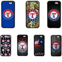 Texas Rangers Rubber Cover Phone Case For iPhone / Samsung /