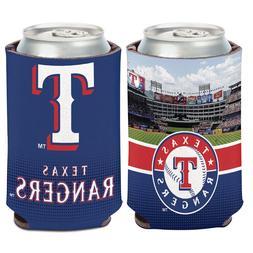 Texas Rangers Stadium Can Cooler 12 oz. Koozie