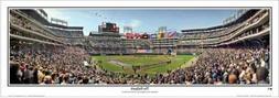Texas Rangers THE BALLPARK  MLB Stadium Gameday Panoramic PO