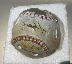 "Texas Rangers ""The Sandlot"" Hercules Ball"