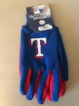 Texas Rangers Utility Gloves