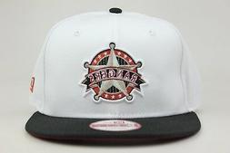 Texas Rangers White Black Brown Maroon Under Visor New Era 9