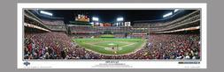 Texas Rangers WORLD SERIES 2010 GAME NIGHT Ballpark Panorami