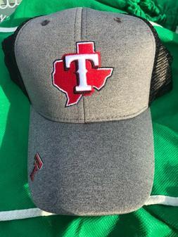 TEXAS TECH RANGERS BASEBALL CAP HAT SGA Red Raiders 6/19 rar