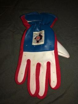 VINTAGE TEXAS RANGERS YOUTH BATTING GLOVE MLB RIGHT HANDED