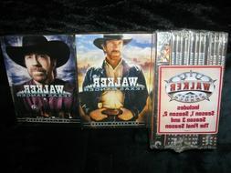 Walker Texas Ranger Seasons 1, 2, 3, 4, 5 and 8 Region 1 DVD