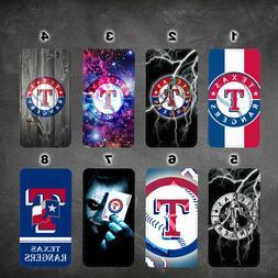 wallet case Texas Rangers galaxy note 9 note 3 4 5 8 J3 J7 2